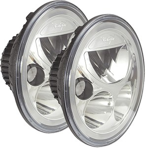 "VisionX 7"" Vortex LED Headlight- Pair"