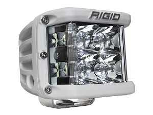 Rigid Industries Marine Series D-SS Side Shooter PRO LED Light - Spot