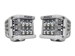Rigid Industries Marine Series D-SS Side Shooter PRO LED Lights - Driving - Pair