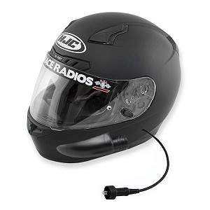 PCI HJC CL-17 Playcar Wired RaceAir DOT Helmet