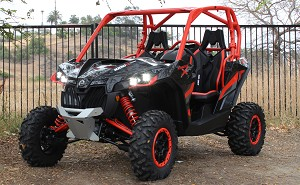 "Baja Designs Can-Am Maverick (13-16) / Renegade (11-16) Kit ""Sportsmen"""