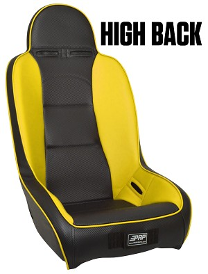 PRP Seats Can-Am Maverick High Back Suspension Seats (PAIR)