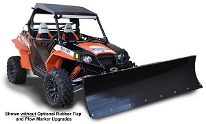 Moto Alliance Denali Standard Series Plow Kit - Polaris RZR