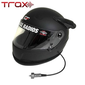 PCI Race Radios Trax G-Force Air Charge Helmet
