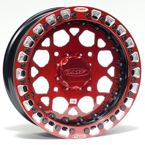 "OMF Performance Products 15"" Type-R Lightweight Billet UTV Wheel"