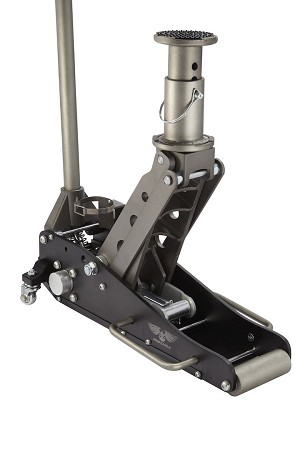 "Pro Eagle 2-Ton Off Road Floor Jack w/8"" Extension"