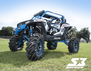 "S3 Powersports Polaris RZR XP1000 8"" Lift Kit"