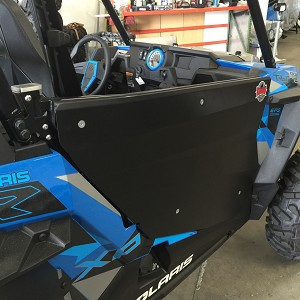 SDR Motorsports Polaris RZR XP1000/Turbo XPR-2 Bolt-On Opening Doors
