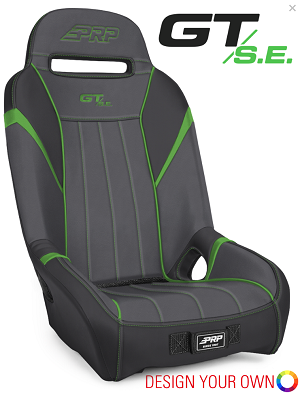 PRP Seats Textron Wildcat XX GT SE Suspension Seat