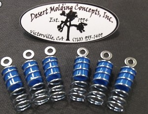 Desert Molding Concepts RZR XP1000 Light Bucket Springs