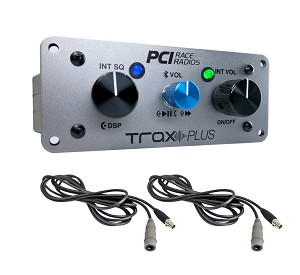 PCI Race Radios Trax PLUS Intercom Package