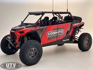 Cognito Motorsports Polaris RZR 4-Seat XP Turbo S & Dynamix Roll Cage