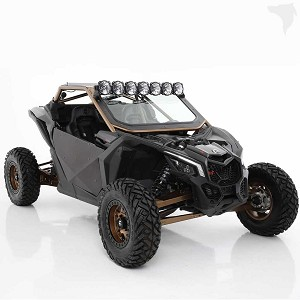 UTV Wolfpack Can-Am Maverick X3 Scorpion Roll Cage w/Integrated Bumper & Roof