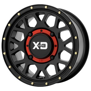 KMC Wheels KS135 Grenade UTV Wheel
