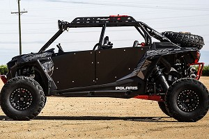 Cognito Polaris Rzr Xp1000 Turbo 4 Seater Door Kit