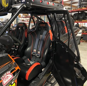 Cognito Motorsports Polaris RZR XP4 1000/Turbo/Turbo S 4-Seater Window Net Kit