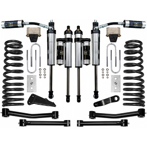 "Icon Vehicle Dynamics 2009-12 Dodge Ram 2500/3500 4WD 4.5"" Suspension System - Stage 3"