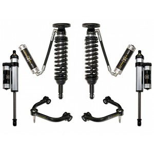 "Icon Vehicle Dynamics 2009-13 Ford F150 4WD 0-3"" Suspension System- Stage 4"