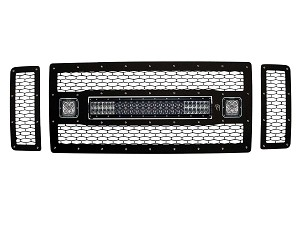Rigid Industries Ford F250 2008-2010 Superduty LED Grille