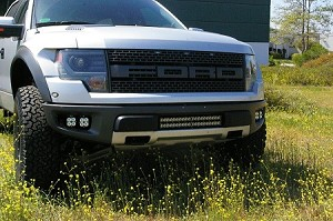 Baja Designs Ford Raptor Squadron Pro LED Fog Light Kit