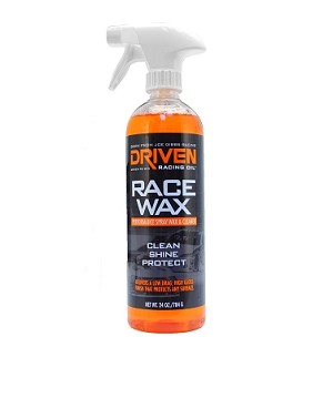 Driven Race Oil Race Wax Cleaner/Protectant