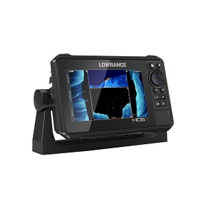Lowrance HDS-7 Live Touch Screen GPS