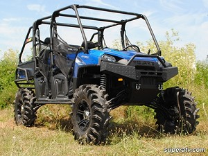 "SuperATV Polaris Ranger XP & Crew 6"" Lift Kit"