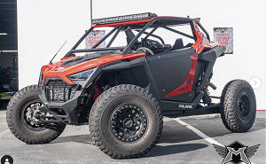 Madigan Motorsports Polaris RZR XP1000 PRO 2-Seat Stock Point Roll Cage