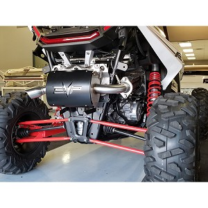 Evolution Powersports RZR RS11000 Magnum Slip On Exhaust