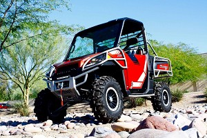 "Dragonfire Racing Polaris Ranger and Crew 2"" Lift Kits"