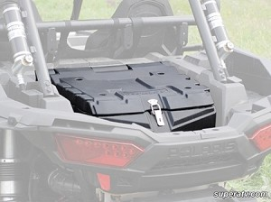 SuperATV Polaris RZR XP1000 Insulated Rear Storage Box