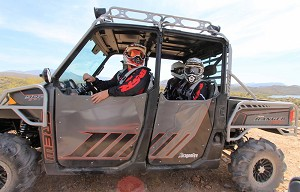 Dragonfire Racing Polaris Ranger Pursuit Crew Doors