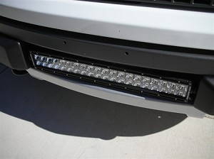"Rigid Industries Ford F150 Raptor 20"" Lower Grill Kit"