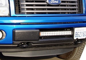 "VisionX Ford F150 21"" Xmitter Prime Extreme Lower Grill/Bumper Light Kit"