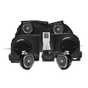 Rockford Fosgate 1000 Watt Stage 5 Kit Stereo System for Can Am Maverick X3/ Turbo 17-18